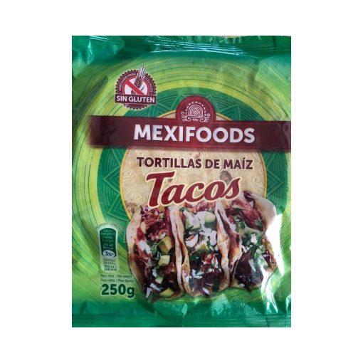 Mexifoods mini tortilla 16cm 250g