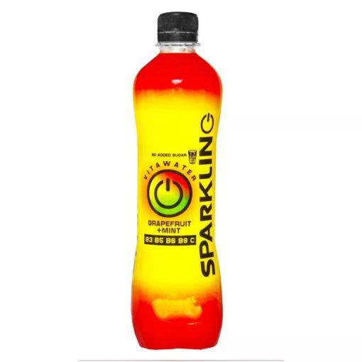 Ego Sparkling funkcionális ital grapefruit-menta ízesítésű 500ml