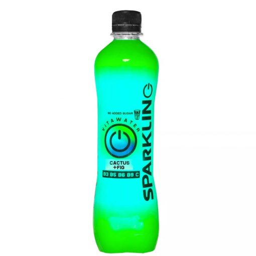 Ego Sparkling funkcionális ital kaktusz-füge ízesítésű 500ml