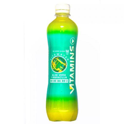 Ego Vitamins funkcionális ital aloe-maracuja ízesítésű 500ml