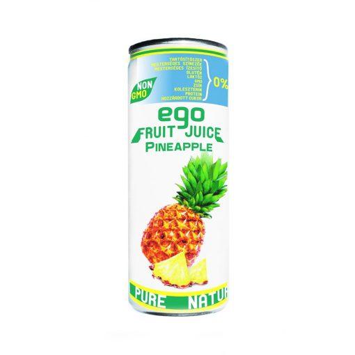 Ego Fruit Juice ananászlé 100% 320ml