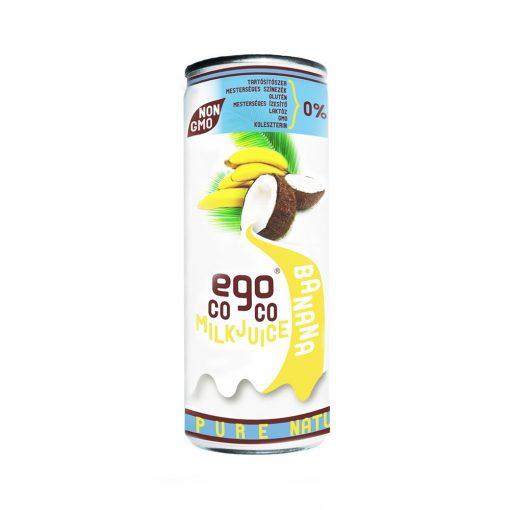 Ego Coconut Milk kókusztej ital banán 320ml