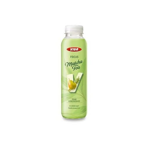 Viva FOCUS matcha tea 400ml