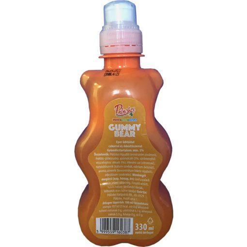 Pölöskei Gummy Bear eper ízű üdítőital 0,33l