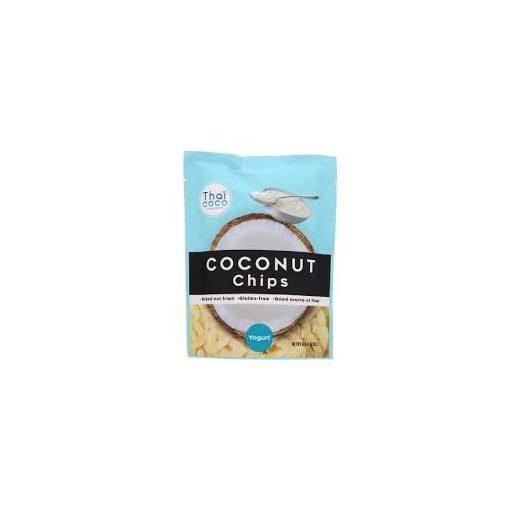 Thai Coco kókuszchips joghurt  40g