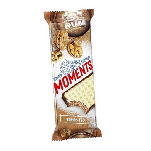 Horalky Moments rumos-diós szelet 50g