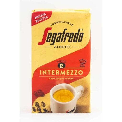 Segafredo Intermezzo őrölt kávé 225g