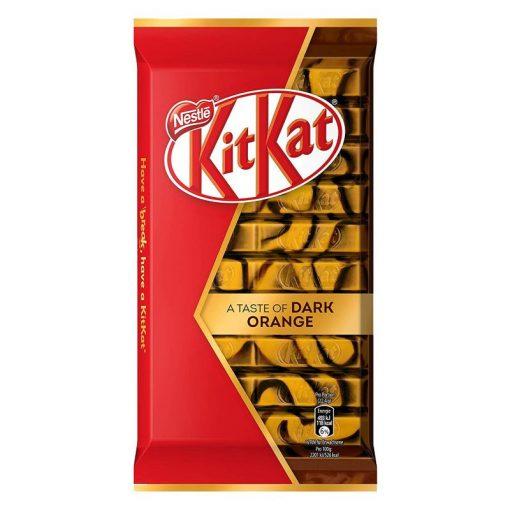 Kit Kat Dark Orange szelet 112g