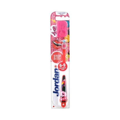 Jordan fogkefe gyermek 6-9 éves korig