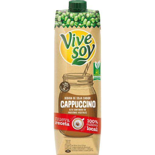 Pascual Vive szójaital cappucino ízű 1000ml
