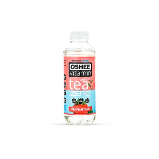 Oshee green tea zero eper 555ml