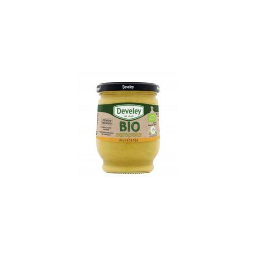 Develey bio mustár 270g