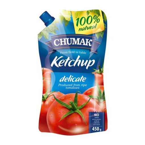 Chumak ketchup delikát 450g