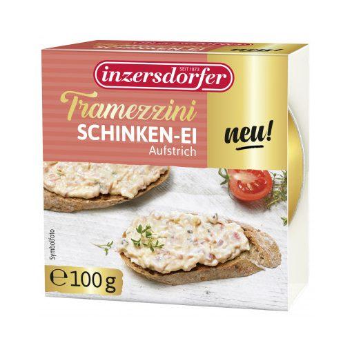 Inzersdorfer Tramezzini sonkás-tojásos szendvicskrém 100g