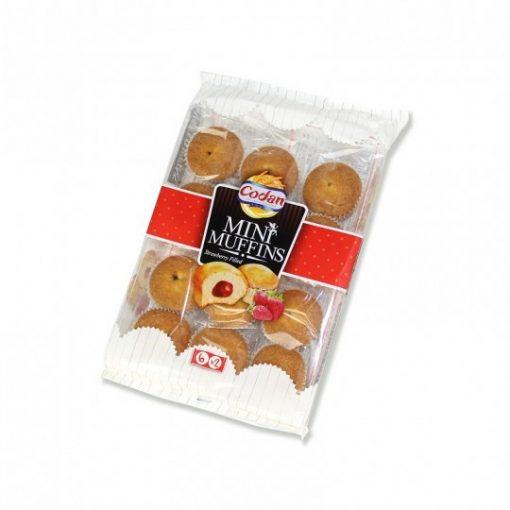 Codan eper ízzel töltött muffin 300g