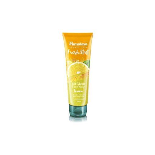 Himalaya Fresh Start arclemosó zsíros bőrre - citrom  100ml