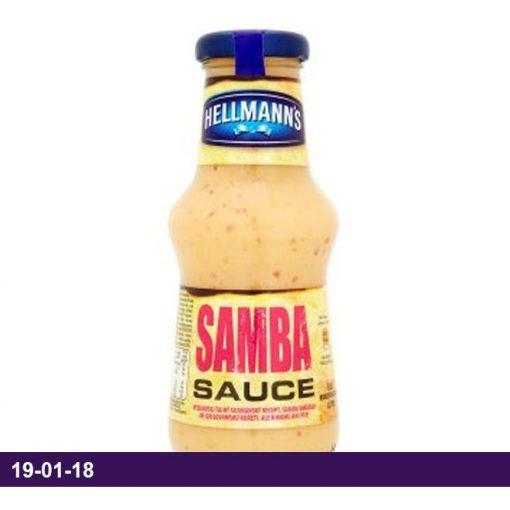 Hellmann's Samba szósz 250ml