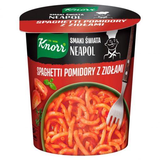 Knorr paradicsomos-fűszeres spagetti 69g