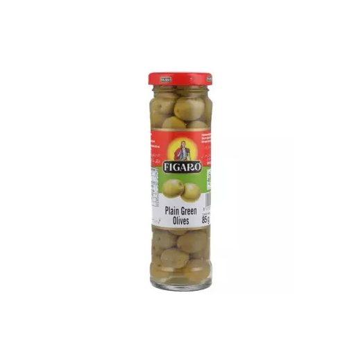 Figaro Zöld Olívabogyó üvegben 85g
