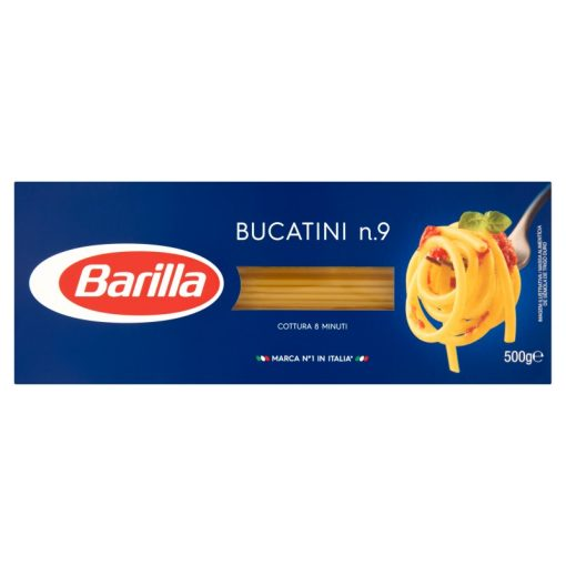 Barilla tészta bucatini 500g