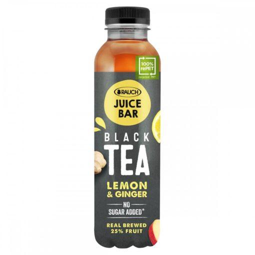 Rauch Juice Bar Black Tea citrom-gyömbér 500ml