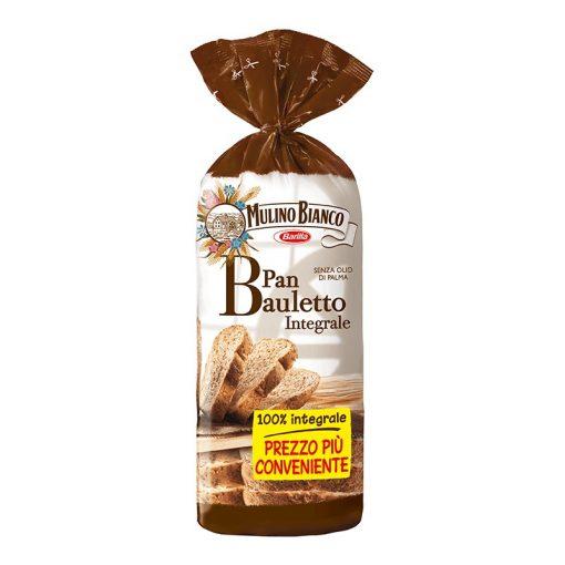 Barilla Mulino Bianco teljes kiőrlésű kenyér 400g
