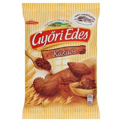 Győri édes keksz kakaós 180g