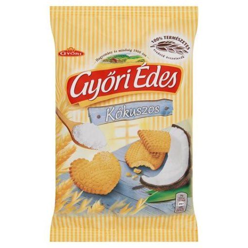 Győri Édes keksz Kókuszos 180g