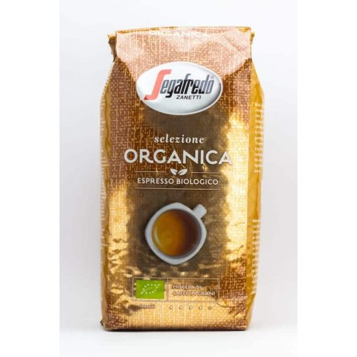 Segafredo Organica Espresso bio szemes kávé 1000g