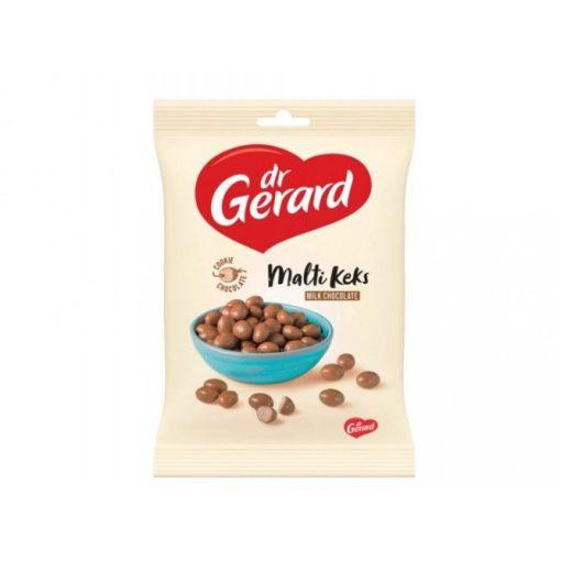 Dr Gerard Maltikeksz tejcsokoládés bevonattal 75g