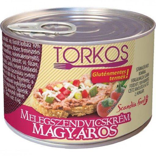Torkos magyaros melegszendvicskrém 200g