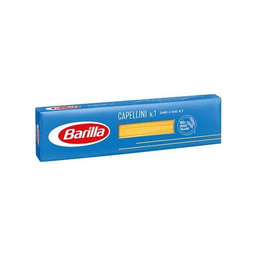 Barilla tészta capellini 500g