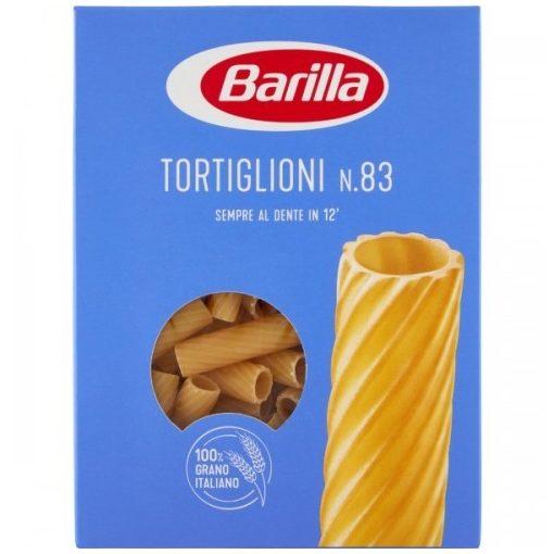 Barilla tészta tortiglioni 500g