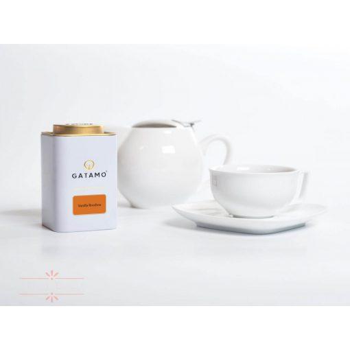 Gatamo Vanilla Rooibos fémdobozos tea 100g