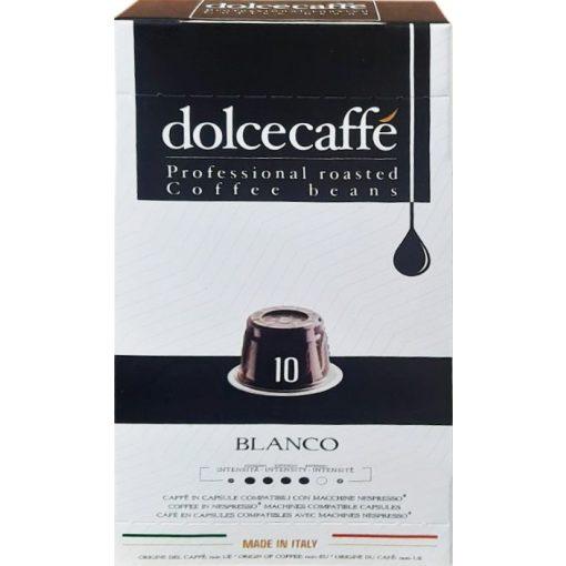 Dolcecaffe kávé kapszula 10db 55g