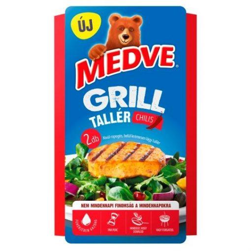 Medve Grill chilis tallér 2x70g