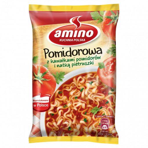 Amino instant paradicsomos tésztás leves 57g