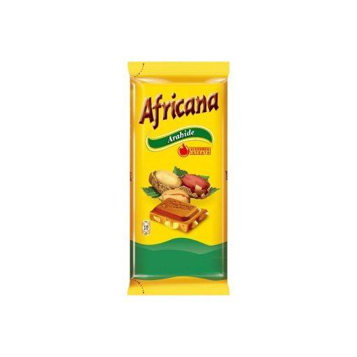 Africana  mogyorós csokoládé 90g