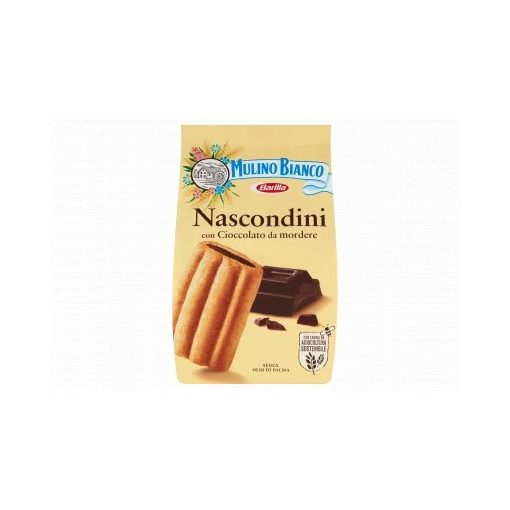 Barilla Mulino Bianco Nascondini csokoládés omlós keksz 330 g