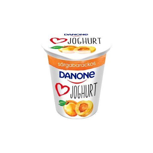 Danone sárgabarackos  joghurt  140g