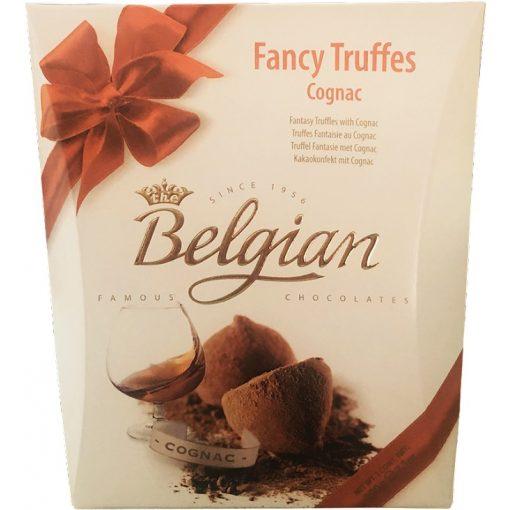 Belgian Fancy Truffes Cognac desszert 200g