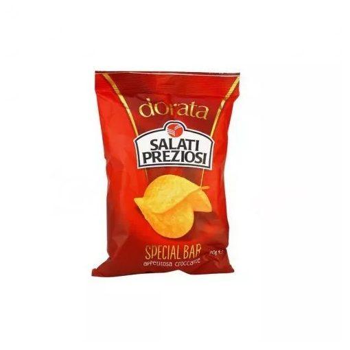 Salati Preziosi Dorata gluténmentes sós chips 300g