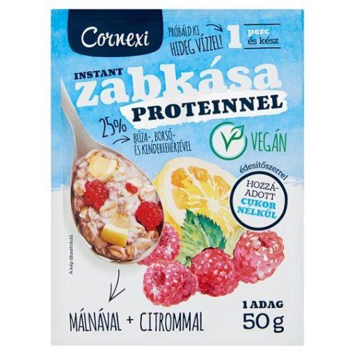Cornexi proteines zabkása málnával és citrommal 60g