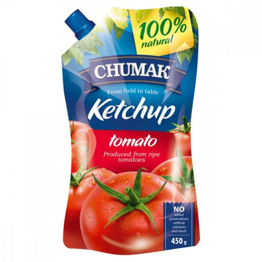Chumak ketchup 450g