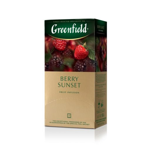 Greenfield berry tea 50g