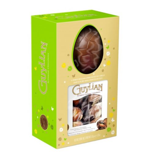 Guylian húsvéti csokitojás+belga csoki praliné válogatás 135g