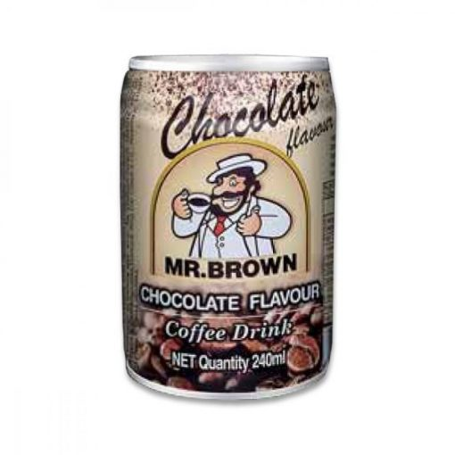Mr. Brown Chocolatte 240ml