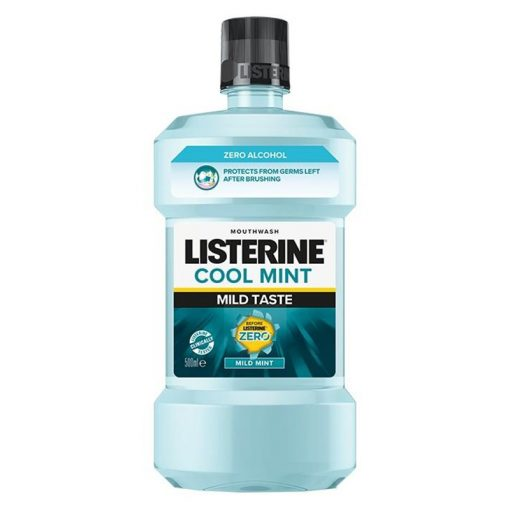 Listerine szájvíz Cool Mint Zero 500ml