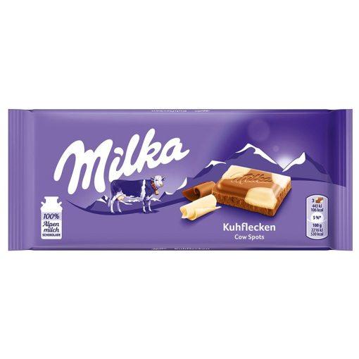 Milka alpesi tejcsokoládé Happy Cow 100g