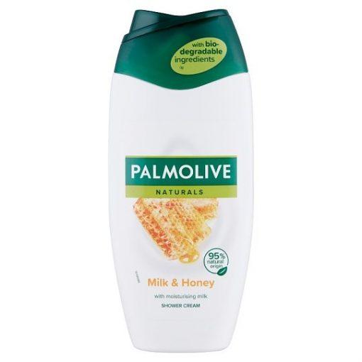 Palmolive Naturals Milk & Honey tusfürdő 250 ml